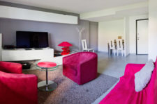 Rénovation appartement Lyon Garibaldi