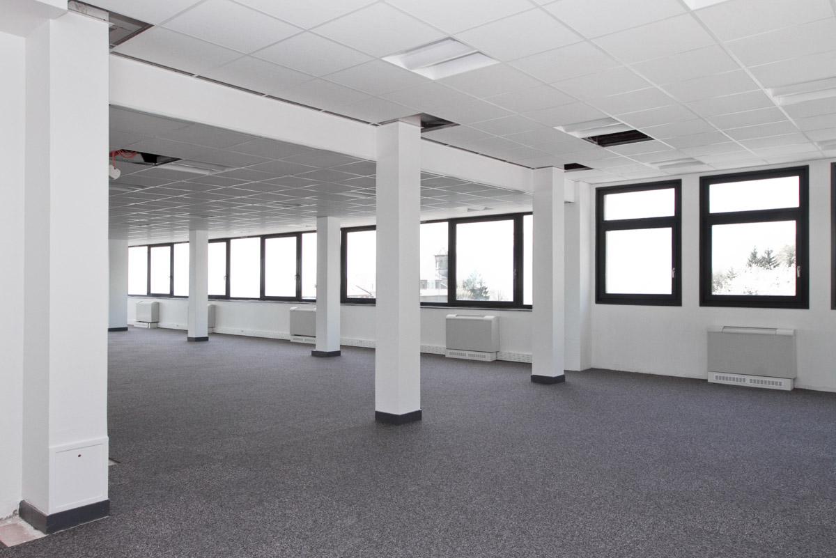 Rénovation tce plateaux bureaux tertiaire professionnel
